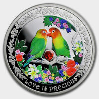 Niue - 2017- 1 OZ  Silver Proof Coin-  Love is Precious