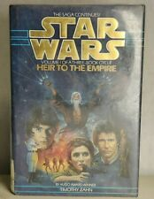Vintage Star Wars Heir to the Empire by Timothy Zahn Hardcover Book 1991
