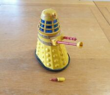 Marx Doctor Who Dalek 1974 Battery Operated Loose Working