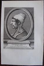 THOMASO ANELLO DIT MASANELLO QUI FIT SOULEVER NAPLES (    -1647), PORTRAIT, 1760