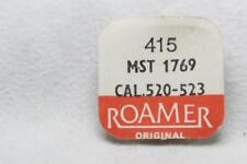 NOS Roamer 520/523-Orologio da polso MST 1769 parte 415-ROCCHETTO