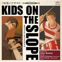 New Kids On The Slope Sakamichi no Apollon Original Soundtrack CD Japan EMS