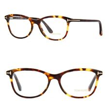 Tom Ford new eyeglasses for men women havana brown optical frame 55 mm Authentic