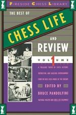 The Best of Chess Life and Review Vol. 1 by Bruce Pandolfini (1988, Board Book)