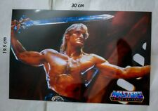 MASTERS OF THE UNIVERSE MOTU He Man Dolph Lundgren poster