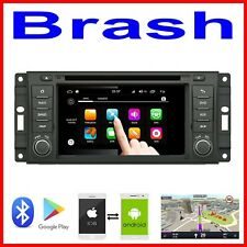 JEEP MK PATRIOT DVD CD GPS APPLE CARPLAY ANDROID AUTO REPLACEMENT HEAD UNIT