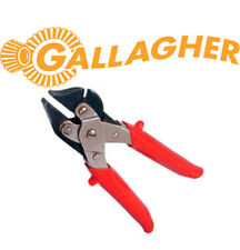 Gallagher G52200 Maun Electric Fencing Pliers High Tensile Wire & Side Cutter