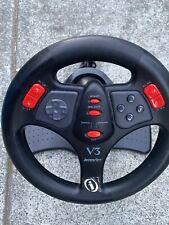 Playstation PS1 PS2 V3 fx INTERACT Racing Steering WheelSV-1119