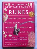 Complete Illustrated Guide to Runes by Nigel Pennick  Book