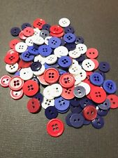 Patriot Findings Plastic Novelty Buttons/ DIY Sewing supplies/DIY Crafts