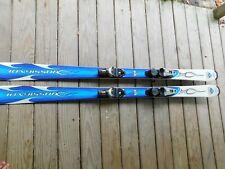 Rossignol Bandit BZ 74 Skis + Axium 120 Bindings, 174 CM