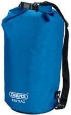 DRAPER 30 LITRE DRY BAG KEEP ITEMS DRY IDEAL MOTORCYCLE BIKE BUILDING SITE 77572