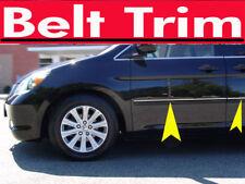 Honda ODYSSEY CHROME SIDE BELT TRIM DOOR MOLDING 2005 06 07 08 09 10 2011-2017