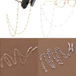 Glasses Cord Eyeglasses Holder Lanyard Eyewear Neck Strap String Retainer