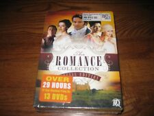 A&E - The Romance Collection (DVD, 2001,13-Disc Set) New: Sealed + I Ship Faster