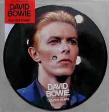 """DAVID BOWIE * GOLDEN YEARS * 40TH ANNIVERSARY LIMITED ED 7"""" PICTURE DISC * BN"""
