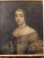Peintures et émaux du XIXe siècle et avant huiles sur toile portrait, autoportrait