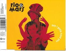 RIO & MARS - Boy i gotta have you CDM 5TR Euro House 1994 UK