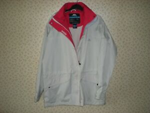 Trespass Hooded Coat/Jacket Size Adult Large Excellent Condition