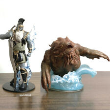 Dungeons & Dragons D&D Miniatures Storm Giant & Kraken Monster Menagerie III toy