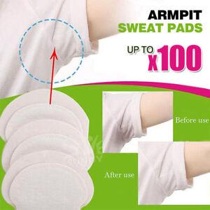 Underarm Armpit Sweat Pads Shield Shields Sweat Guard Absorbent Perspiration