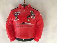 """Multicolor 3.5"""" Jacket #8 Earnhardt Racecar Driver Ornament Figurine"""