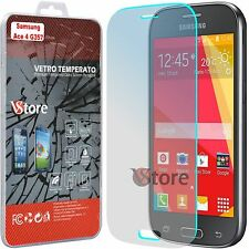 """Pellicola in Vetro Per Samsung Galaxy Ace 4 Style LTE G357FZ Protezione LCD 4,3"""""""