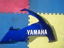 Right side mid lower fairing Yamaha R1 04 05 06 Genuine OEM #3