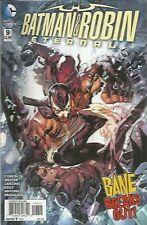Batman & Robin Eternal #9 Comic 2016 - DC Comics - Catwoman Nightwing Gotham