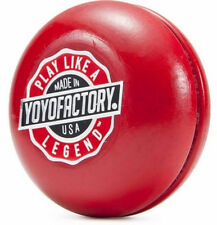 Red Legend Wooden Yo Yo From The YoYoFactory YoYo