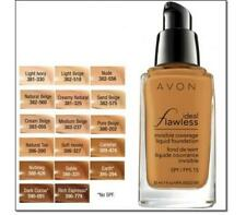 Avon Flawless Liquid Foundation - Choose Color