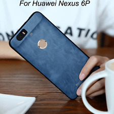 360° Protective Shockproof Soft Leather Rubber Case Cover For Huawei Nexus 6P