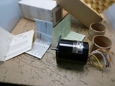 Bodine 2434RV1013 AC synchronous/DC stepping motor 34T28EHD [2*P-49.5]