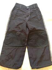 Marks & Spencer Boys Black Warm Ski Snow Trousers 5 years