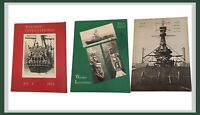 Warship International Journal/Magazines 1972/73-Issues #1/3/4 - Lot Of 3  (M163)