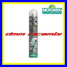 Olio spray filtri aria spugna MOTOREX Air Filter Oil 655 CROSS ENDURO MOTARD ATV