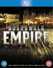 Boardwalk Empire Seasons 1-3 5051892130622 With Vincent Piazza Blu-ray