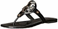 Tory Burch Tortoise Shell Miller Sandals Size 7