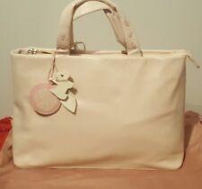 Ladies women's handbag by Radley with leaf detail, pale pink, BNWT