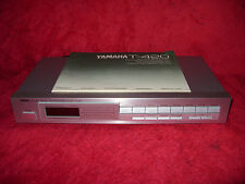 Yamaha T-420 Natural Sound AM-FM Stereo Tuner