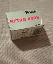35mm Film Rollei Retro 400S iso 400 36 exposures