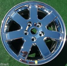 2009 2010 New Genuine OEM Factory Jeep COMMANDER Chrome 18 WHEEL 9094 1FG55SZ0AA