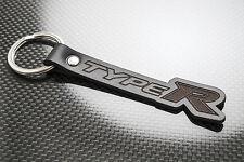 CIVIC TYPE R Leather Keyring Schlüsselring Porte-clés VTEC FN2 FK2 FK8 Honda DC5