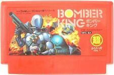 BOMBER KING HUDSON FAMICOM FAMILY COMPUTER NES FC 8bit game