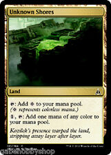 UNKNOWN SHORES Oath of the Gatewatch Magic MTG cards (GH)