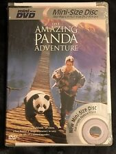 NEW The Amazing Panda Adventure Mini DVD 2005 Movie (Works in Full Size Players)