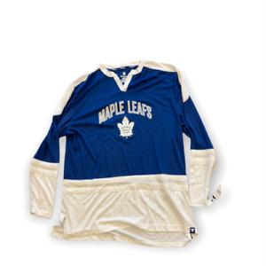 Toronto Maple Leafs Jersey (Size 3XL) Men's NHL Fanatics Blue Jersey - New