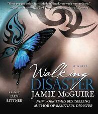 Walking Disaster 2013 by McGuire, Jamie 1442360941 Ex-library