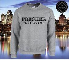 Markenlose Herren-Sweatshirts aus Baumwolle