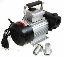110V 370W AC16GPM Oil Transfer Pump Fuel Diesel Kerosene Biodiesel Self Priming